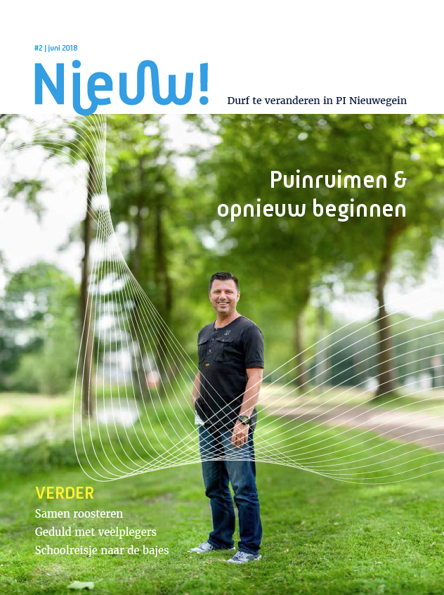 Magazine Nieuw - COVER